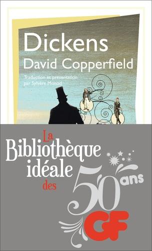 La bibliothèque idéale des 50 ans GF Tome 32 David Copperfield