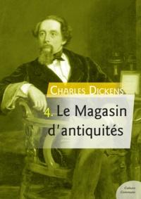 Livres téléchargeables gratuitement pour ibooks Le Magasin d'antiquités