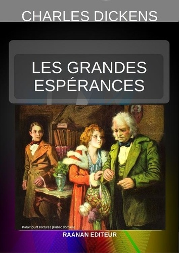LES GRANDES ESPÉRANCES - Charles Dickens - Format ePub - 9791022744874 - 1,99 €