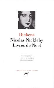 Charles Dickens - Nicolas Nickleby.