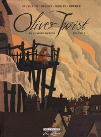 Charles Dickens - Oliver Twist Tome 1 : .