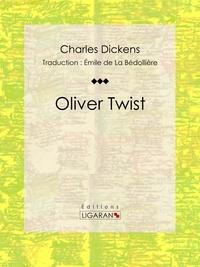 Charles Dickens et  Ligaran - Oliver Twist.