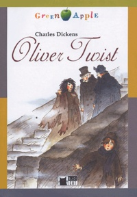 Charles Dickens et George Gibson - Oliver Twist. 1 CD audio