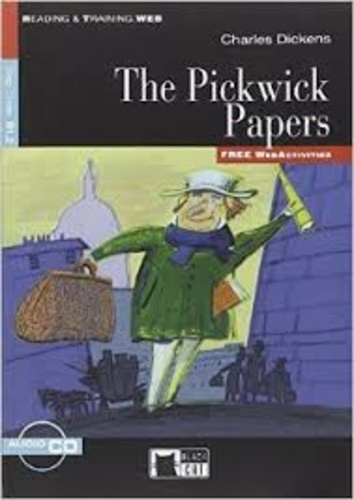 The Pickwick Papers  avec 1 CD audio