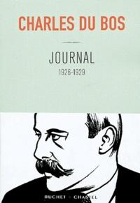 Charles Du Bos - Journal - 1926-1929.