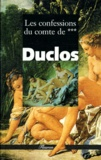 Charles Duclos - .