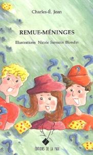Charles-E Jean - Remue-méninges.