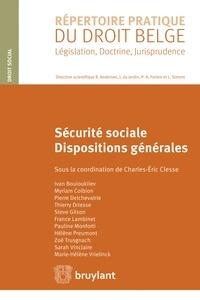 Sécurité sociale : dispositions générales.pdf