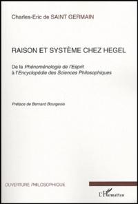 Accentsonline.fr Raison et système chez Hegel - De la phénoménologie de l'esprit à l'encyclopédie des sciences philosophiques Image