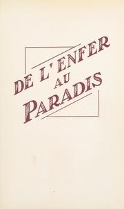 Charles Favet - De l'enfer au paradis - Avec 55 gravures sur bois de bout.