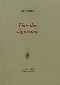 Charles-Ferdinand Ramuz - Fête des vignerons.