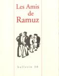 Charles-Ferdinand Ramuz - Les amis de Ramuz.