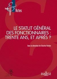 Le statut général des fonctionnaires : trente ans, et après ?.pdf
