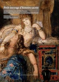 Charles François Lhomond - Petit ouvrage d'histoire sacrée - Epitome historiae sacrae de l'Abbé Lhomond.