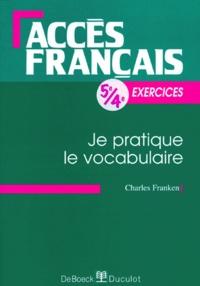 Charles Franken - .