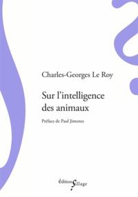 Sur lintelligence des animaux.pdf