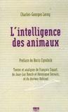 Charles-Georges Leroy et François Sigaut - L'intelligence des animaux.