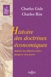 Charles Gide et Charles Rist - .