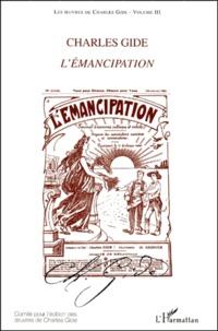 Charles Gide - L'émancipation.