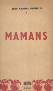Charles Grimaud - Mamans.