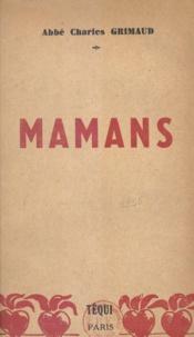 Charles Grimaud - Mamans.