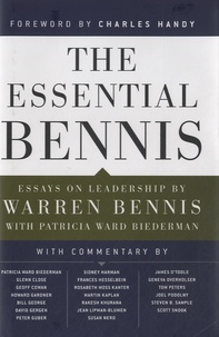 Charles Handy - The Essential Bennis - Essays on Leadership.
