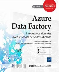 Galabria.be Azure Data Factory - Intégrez vos données avec le service serverless d'Azure Image