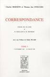 Charles Hermite - Correspondance - Pack en 2 volumes.