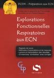 Charles-Hugo Marquette et  CEP - Explorations fonctionnelles respiratoires aux ECN.