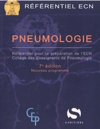 Charles-Hugo Marquette - Pneumologie - Référentiel pour la préparation l'ECN.