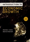Charles I. Jones et Dietrich Vollrath - Introduction to Economic Growth.