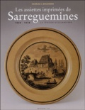 Charles-J Bolender - Les assiettes imprimées de Sarreguemines - 1828-1838 La période Utzschneider.