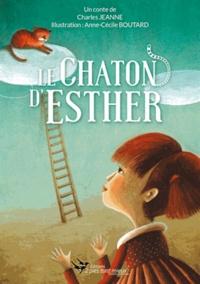 Charles Jeanne et Anne-Cécile Boutard - Le chaton d'Esther.