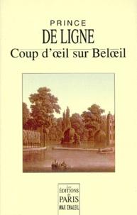 Charles-Joseph de Ligne - Coup d'oeil sur Beloeil.