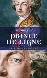 Charles-Joseph de Ligne - Mémoires.