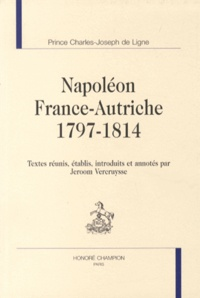 Galabria.be Napoléon - France-Autriche 1797-1814 Image