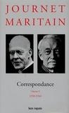 Charles Journet et Jacques Maritain - Correspondance - Volume 5, 1958-1964.