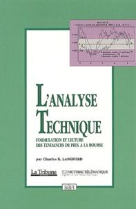 Lanalyse technique. Formulation et lecture des tendances de prix à la Bourse.pdf