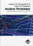Charles Kirkpatrick et Julie Dahlquist - Analyse technique.