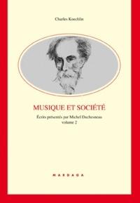 Histoiresdenlire.be Ecrits - Volume 2, Musique et société Image