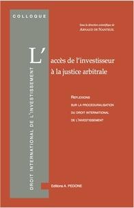 Charles Leben - Droit international des investissements et de l'arbitrage transnational.