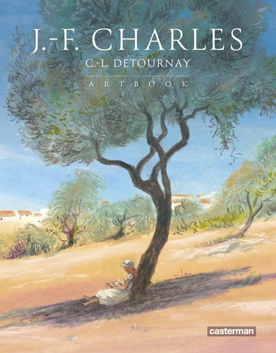 Jean-François Charles. Artbook