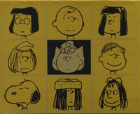 Charles-M Schulz - Snoopy et les Peanuts L'intégrale : 1989-1990 - Edition coffret.