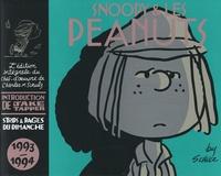 Charles-M Schulz - Snoopy et les Peanuts L'intégrale : Coffret 1993-1994.