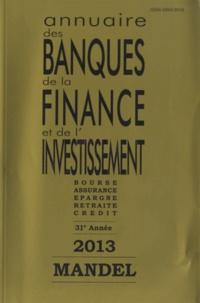 Charles Mandel - Annuaire des banques, de la finance et de l'investissement.