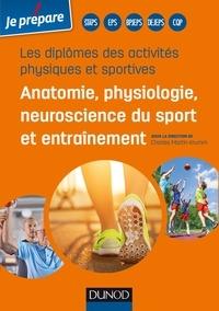 Charles Martin-Krumm et Michel Pradet - Diplômes des activités physiques et sportives - Anatomie, physiologie de l'exercice sportif et entraînement.