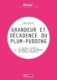 Blackclover.fr Grandeur et décadence du plum-pudding - Et autres extraits de L'Almanach des Gourmands Image