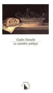 Charles Monselet - La Cuisinière poétique.