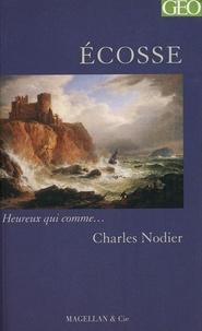 Charles Nodier - Ecosse.