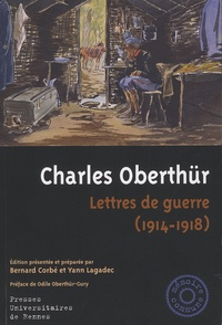 Charles Oberthür - Lettres de guerre (1914-1918).